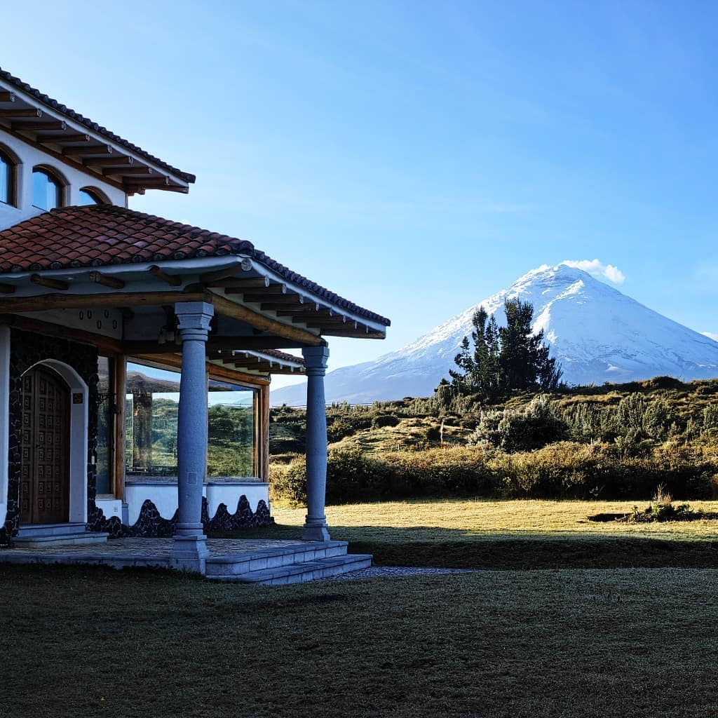 Ecuador – Cotopaxi Volcano
