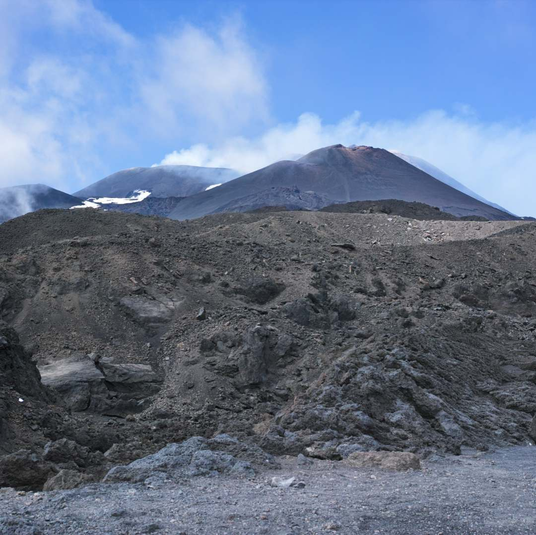 Italy – Sicily, Mt Etna Volcano