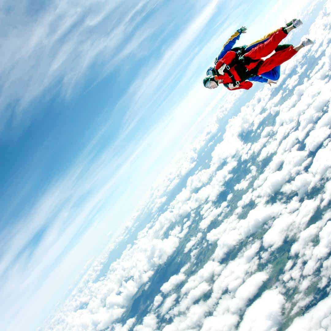 New Zealand – Skydiving